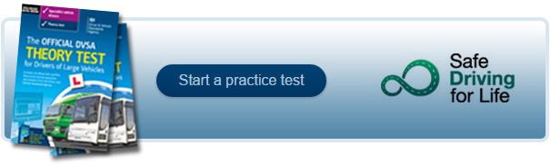 HGV Theory test practice